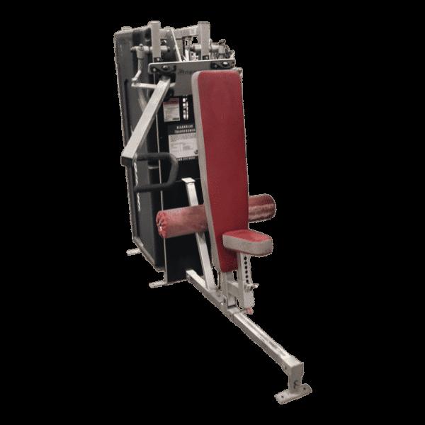 Magnum Biangular Shoulder Press (Frame: Platinum